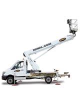 Riwal Truck Mounted Lift
