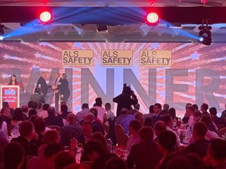 ALS Safety named IPAF Training Centre of the year