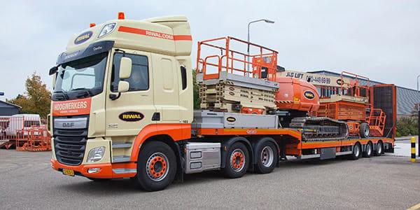 Riwal Truck