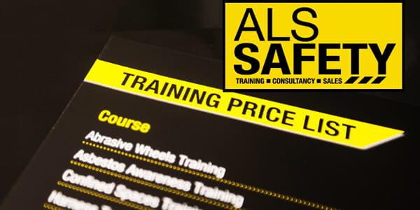 ALS Safety Price list