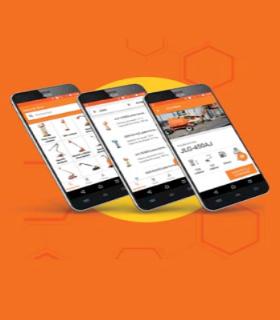 Téléchargez notre application mobile gratuitement sur toutes les plates-formes de téléchargement