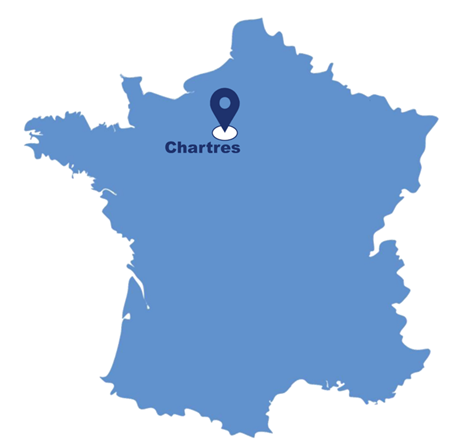 Location de nacelles élévatrices et chariots télescopiques à Chartres - Riwal