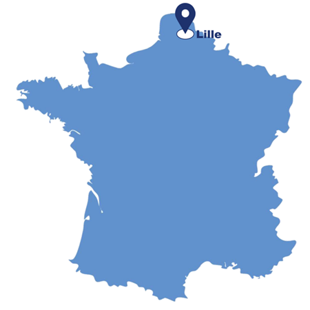 Location de nacelles élévatrices et chariots télescopiques à Lille - Riwal