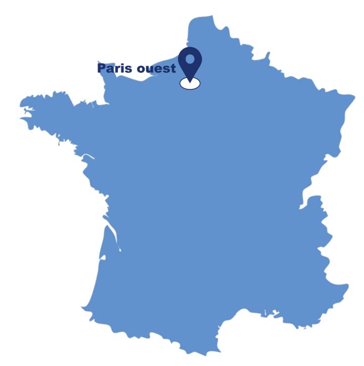 Location de nacelles élévatrices et chariots télescopiques à Paris ouest - Riwal