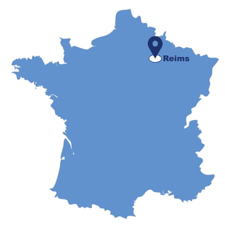 Location de nacelles élévatrices et chariots télescopiques à Reims - Riwal