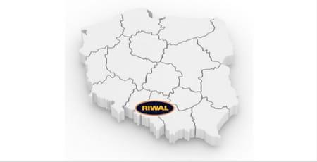 Riwal Śląsk - Gliwice, Katowice, Dąbrowa Górnicza, Sosnowiec