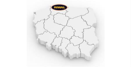 Riwal Trójmiasto - Gdańsk, Gdynia, Sopot, Malbork, Bydgoszcz, Pruszcz Gdański