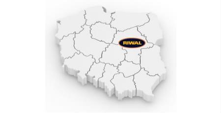 Riwal Mazowsze, Lubelskie - Lublin, Płock, Ostrołęka, Białystok, Lublin, Siedlce