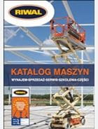 Katalog Riwal Okładka